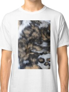 African Wild Dog Fur Classic T-Shirt
