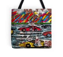 Graffiti #10 Tote Bag