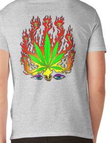 sacred leaf charmer Mens V-Neck T-Shirt