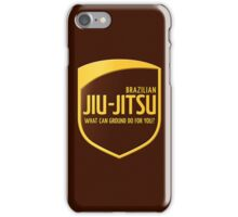 Jiu-Jitsu iPhone Case/Skin