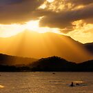 Lake Moogerah, QLD, Australia by Paul Welding