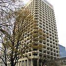 Virgina National Bank Headquarters, Norfolk, VA by AJ Belongia