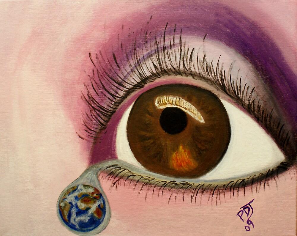 Tearful Intercession by Pamorama