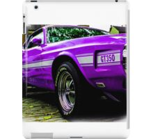 Sports - Shelby GT350 iPad Case/Skin