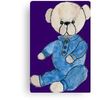 Teddy Canvas Print