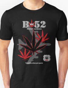 B-52 Marijuana Strain T-Shirt