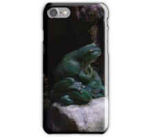 Pile of  Green Tree Frogs iPhone Case/Skin