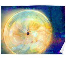 Sun Spot Poster