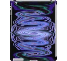 Fractal Waveform iPad Case/Skin