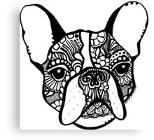 French_bulldog Canvas Print