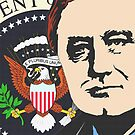 FDR (Seal Of The President) by OTIS PORRITT