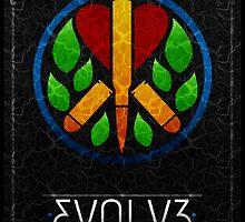 Evolve Peace by Blasphemy