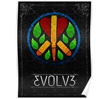 Evolve Peace Poster
