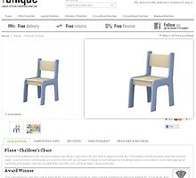 Childrens bedroom chairs by nathangmz1