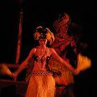 Hula Girl by satsumagirl