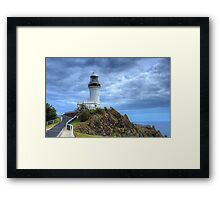 A Beacon from the Past Framed Print