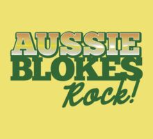 Aussie blokes Rock! by jazzydevil