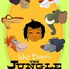 Walt Disney's The Jungle Book by Sam Novak