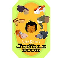Walt Disney's The Jungle Book Photographic Print