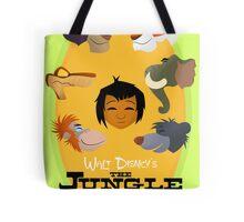 Walt Disney's The Jungle Book Tote Bag