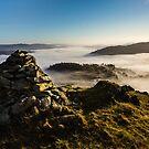 Little Langdale - Cumbria by David Lewins
