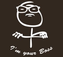 I'm your boss by vivendulies