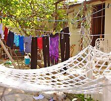 Laundry 2 by Janice Chiu