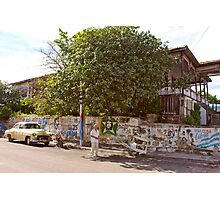 Cubano Cubano Photographic Print