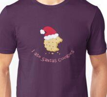 I ate Santas cookies VRS2 Unisex T-Shirt