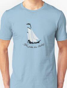 You gotta love sailing VRS2 T-Shirt