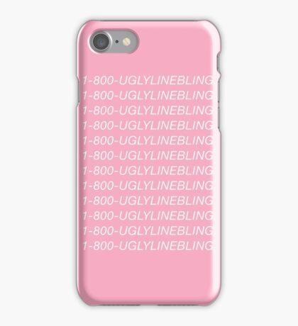 UGLYLINE BLING iPhone Case/Skin