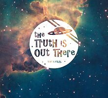 The Truth Is Out There by subject13fringe