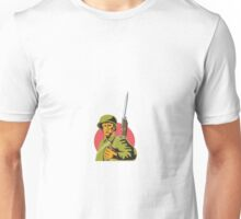 World War Two American Soldier Unisex T-Shirt
