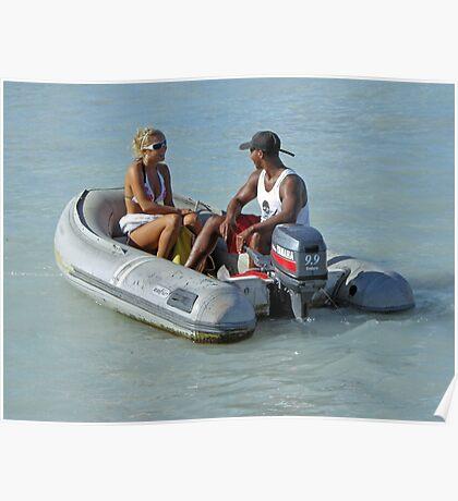 Aruba Water Taxi  Poster