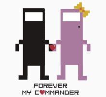 4eva my commander by missmjr