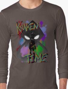 Kraken Time Long Sleeve T-Shirt