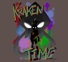 Kraken Time Unisex T-Shirt