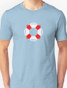 Seaside Safety Ring VRS2 T-Shirt