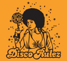 Disco Rulez by Cheesybee