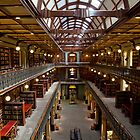 State Library South Australia, Mortlock Wing  by John Holding