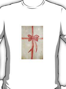 Bow (Snowflake Version) T-Shirt