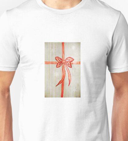 Bow (Snowflake Version) Unisex T-Shirt