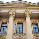 Palace Alferaki.Museum of Local History. Taganrog. Russia. by Vitta