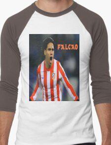 """Radamel Falcao """"El Tigre"""" T-shirt Men's Baseball ¾ T-Shirt"""