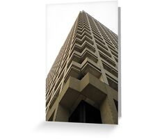 Virgina National Bank Headquarters, Norfolk, VA - 2 Greeting Card