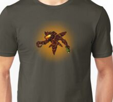 Sci-Fi Lava Alien from another world Unisex T-Shirt