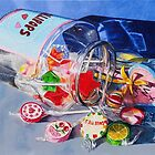 Lollipops by Paula Oakley