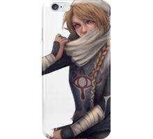 Sheik Legend of Zelda Ocarina of Time iPhone Case/Skin