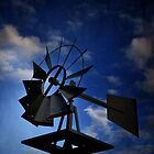 Country Wind Catcher by Leslie Moroney