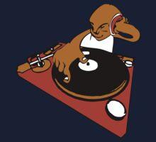 DJ at work Baby Tee